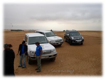 Jeep Safari Dubai Wüste