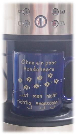 Kaffee direkt in die Tasse