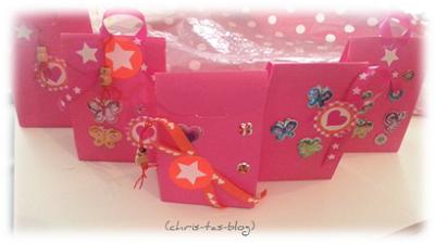 Kinder Parfüm Verpackung verziert