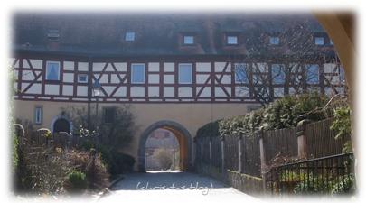 Kloster Münchsteinach