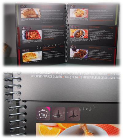 Kochbuch Prep & Cook Krups