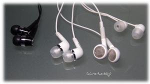 Kopfhörer für mp3 Player