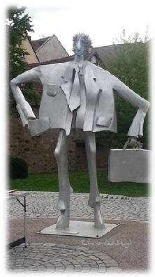 Kunstobjekte in Ansbach