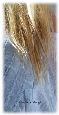L´Oreal Sealing RepairLipidum ins feuchte Haar geben