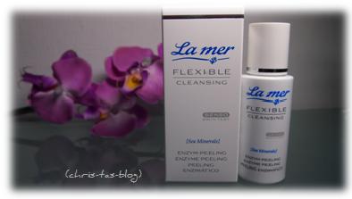 La mer Flexible Cleansing Enzym-Peeling