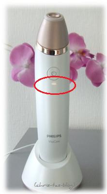 Ladeanzeige Philips VisaCare