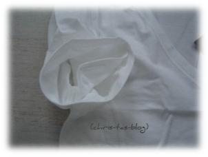 L`axelle im Laulas Shirt