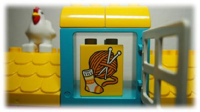 Lego® Duplo® Mein erster Bauernhof