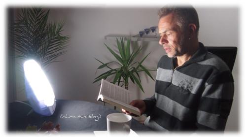 Lichttherapie gegen Winterdepressionen