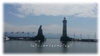 Lindau Hafeneinfahrt