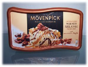 Mövenpick Feine EisCreation Wiener Melange