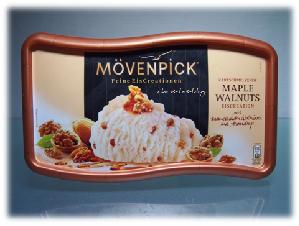 Mövenpick Feine EisCreation Maple Walnut
