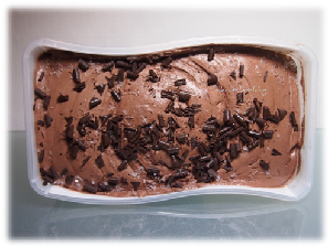 Chocolate Chips - leckeres Schokoladeneis von Mövenpick
