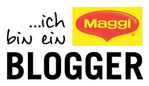 Maggi Blogger Logo