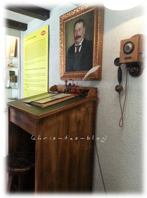 Maggi Museum 2014