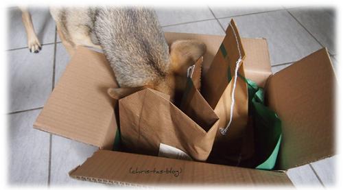 Mandy und Alsa-Hundewelt Futterpaket