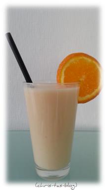 Mango-Orangen-Smoothie