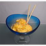Mangoeis- sehr lecker