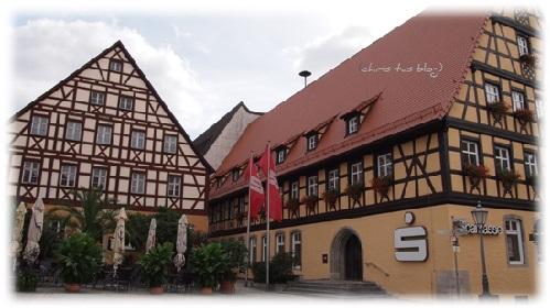 Marktplatz Neustadt a.d. Aisch