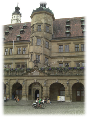 Marktplatz Rothenburg o.d.Tauber