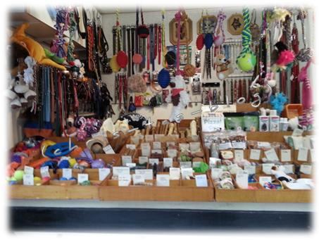 Marktstand Michaelis-Kirchweih 2014