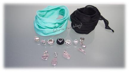 Material für Seiden-Wickelarmbänder
