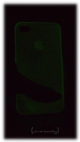 Mein Iphone leuchtet nachts