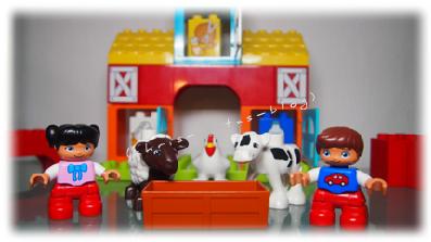 Mein erster Bauernhof von Lego® Duplo®