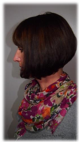 Meine Haare - mit Garnier Fructis Wunderöl behandelt