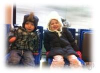 Meine beiden Enkelkinder