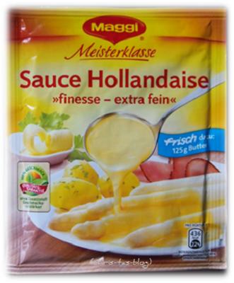 Meisterklasse Maggi Sauce Hollandaise