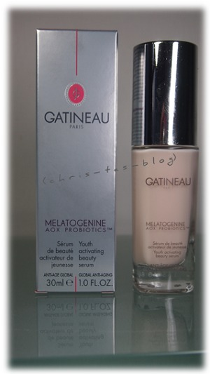 Melatogenine Serum Gatineau Paris