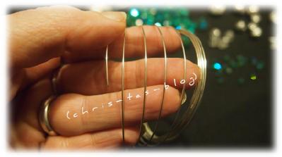 Memory Wire für Wickelarmband