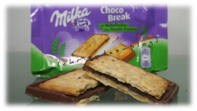 Milka Choco Break Haferflocken