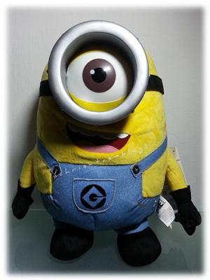 #Minion Plüschfigur 62 cm