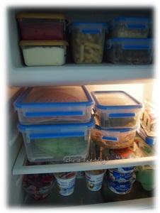 Mein Kühlschrank: Clip & Close von Emsa im Einsatz