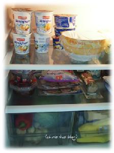 Mission Frische: Mein Kühlschrank vor dem Ausräumen