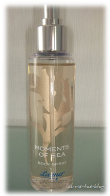 Moments of Sea Body Spray von La mer