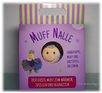 Muff Nalle im Shop von Trostbox bestellen