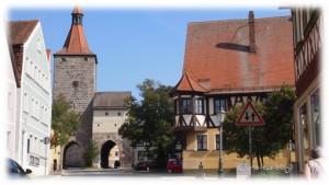 Nürnberger Tor Neustadt Aisch