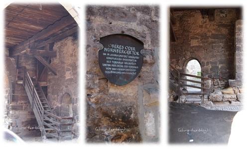 Impressionen Nürnberger Tor Neustadt a.d. Aisch