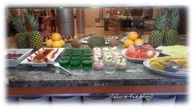 Nachtisch Buffett Club Martha´s Mallorca