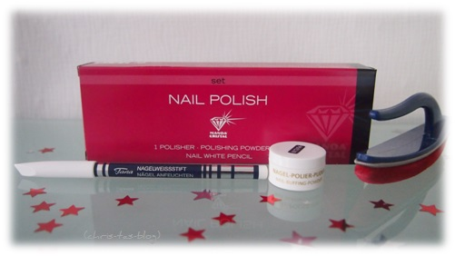 Nagelpolitur-Set Manoa Cristal