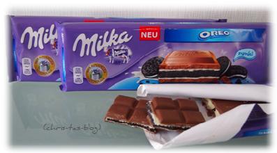 Neu ab September 2014 erhältlich Milka Oreo