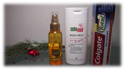 Noch mehr Produkte aus der Rossmann Blogger-Box