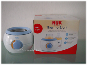 NUK Thermo Light im Test
