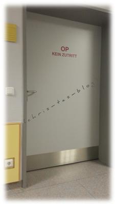 OP-Raum im Klinikum Neustadt/Aisch - Bad Windsheim