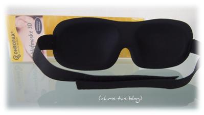 Ohropax® Schlafmaske 3D