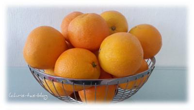 Orangen - einfach Dufte
