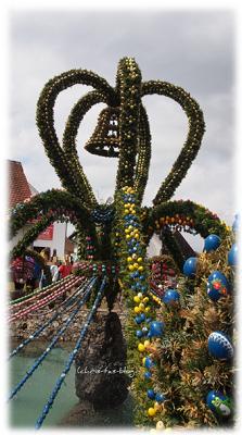 Osterbrunnen Bieberbach 2014